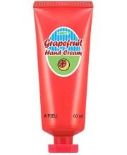 Крем для рук с экстрактом грейпфрута APieu Grapefruit Hand Cream