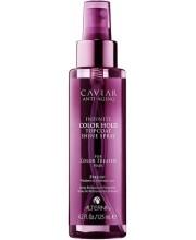 Спрей для сохранения цвета окрашенных волос с экстрактом Черной икры без сульфатов Alterna Caviar Anti-Aging Infinite Color Hold Topcoat Shine Spray