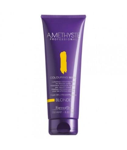 Маска для светлых оттенков волос FarmaVita Amethyste Colouring Mask Blonde