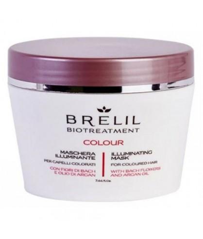 Маска для фарбованого волосся Brelil Bio Traitement Colour