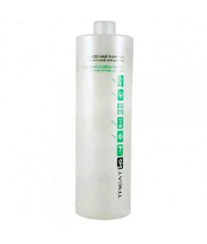 Шампунь для пошкодженого волосся ING
