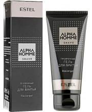 Гель для бритья Estel Alpha Homme AH/SG100