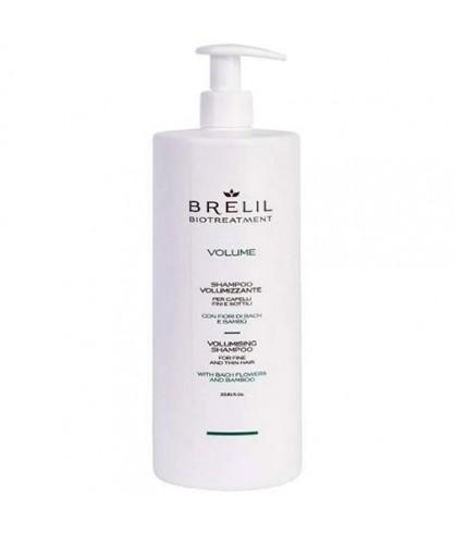 Шампунь для надання об'єму волоссю Brelil Bio Traitement Volume