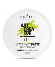 Паста для укладання з матуючим ефектом Brelil Art Creator Extra Matt Paste 2
