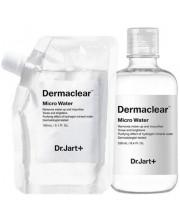 Мицеллярная вода для очищения и тонизирования кожи Dr. Jart+ Dermaclear Micro Water 250мл+150мл