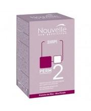 Набір 2 для завивки фарбованого волосся Nouvelle Volumizing Modifier Neutralizer Kit