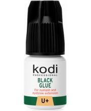 Клей для ресниц Black U+ Kodi Professional, 3 г