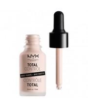Праймер для обличчя NYX Total Control Drop Primer