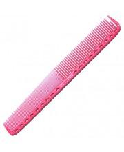 Гребінець для стрижки Y.S. Park YS-335 Pink, 21.5 см