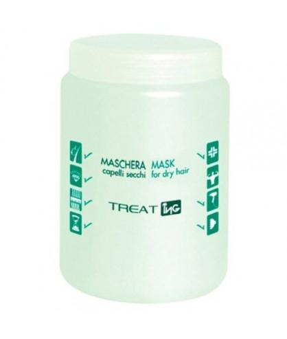 Маска для сухих волос ING