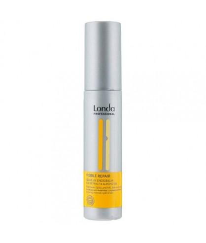 Відновлюючий незмивний бальзам-кондиціонер для кінчиків волосся  Londa Professional Visible Repair Leave-in Ends Balm