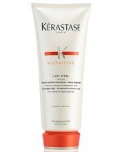 Молочко для легкого питания нормальных и слегка сухих волос Kerastase Lait Vital Nutritive