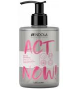 Шампунь для защиты цвета Indola Act Now Color Shampoo