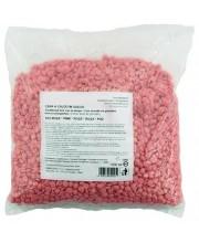 Воск в гранулах Dimax Wax Rosa (Pink), 1 кг