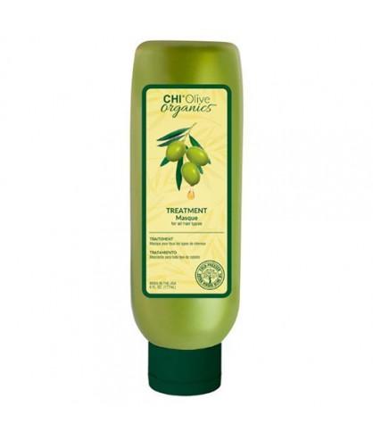 Маска для волос с оливой CHI Olive Organics Treatment Masque
