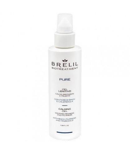 Гель успокаивающий для кожи головы Brelil Bio Traitement Pure