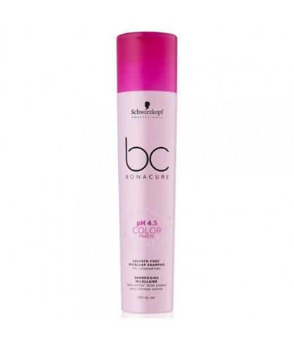 Шампунь серебристый для окрашенных волос Schwarzkopf BC Color Freeze Silver pH 4.5