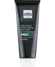 Крем охлаждающий перед бритьем Pre-Shave Estel Alpha Homme Pro AH/PREC250