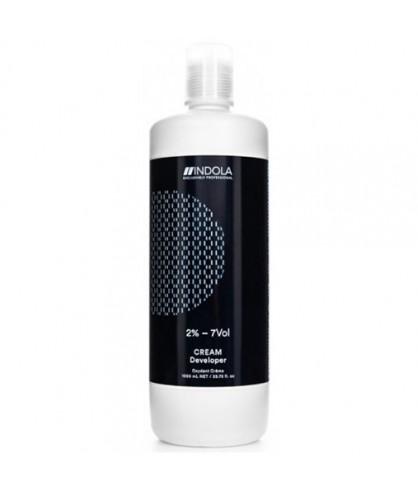 Крем-проявитель 2% (7 Vol) Indola Cream Developer