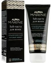 Salt-паста для волосся з матовим ефектом Estel Alpha Marine AM/SHP