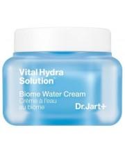 Увлажняющий легкий крем для лица Dr.Jart+ Vital Hydra Solution Biome Water Cream