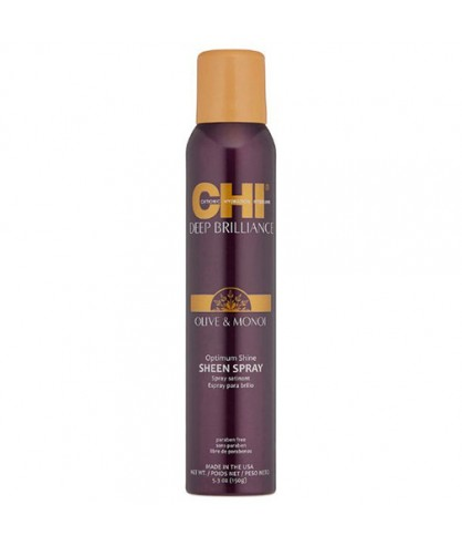 Спрей для придания блеска CHI Deep Brilliance Optimum Shine Sheen Spray