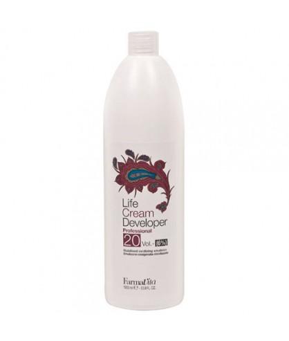 Эмульсия 6% (20 VOL.) FarmaVita Life Cream