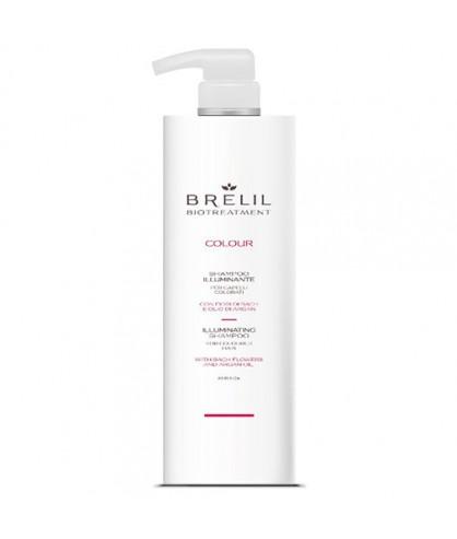 Шампунь для фарбованого волосся Brelil Bio Traitement Colour