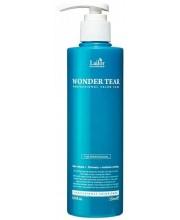 Увлажняющая маска-бальзам для волос с протеинами шёлка Lador Wonder Tear