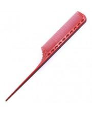 Гребінець для стрижки Y.S. Park YS-111 Red, 22 см