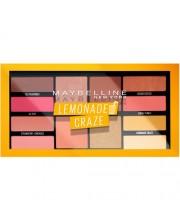 Палетка теней для век Maybelline New York Lemonade Craze Palette
