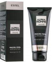 Масло-гель для бритья Estel Alpha Homme AH/OG100
