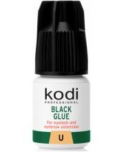 Клей для ресниц Black U Kodi Professional, 3 г