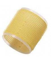 Бігуді-липучка Comair жовті 66 мм, 6 шт 3011897