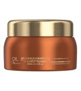 Маска для нормальных и жестких волос c маслом аргана Schwarzkopf BC Oil Ultime
