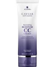 СС крем увлажняющий с экстрактом Черной икры без сульфатов Alterna Caviar Anti-Aging Replenishing Moisture CC Cream