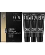 Система маскировки седины (уровень 7-8) American Crew Classic Precision Blend Light
