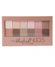 Палетка теней для век Maybelline New York La Palette Blushed Nudes
