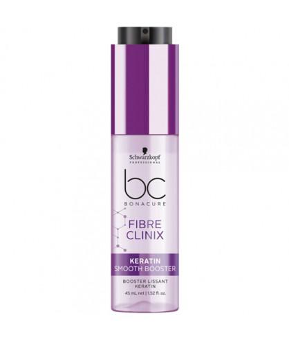 Концентрат для гладкості жорсткого волосся Schwarzkopf BC Fibre Clinix Keratin Smooth Booster