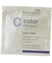 Засіб для видалення фарби з волосся Nouvelle Color Back