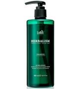 Успокаивающий травяной шампунь La'dor Herbalism Shampoo