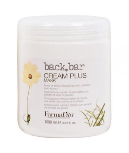 Маска легка захисна Cream Plus FarmaVita Back Bar