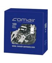 Затиск металевий подвійний Comair, 1 шт (100 шт) 3150117