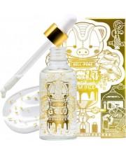 Эссенция для лица с частицами золота Elizavecca Milky Piggy Hell-Pore Gold Essence