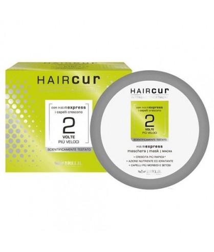Маска для ускоренного роста волос Brelil HairCur Express