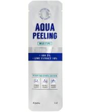 Пилинг для лица APieu с АНА-кислотами на ватной палочке