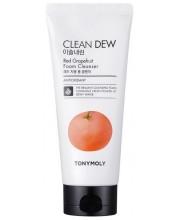 Пенка для умывания с грейпфрутом Tony Moly Clean Dew Foam Cleanser Grapefruit