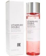 Увлажняющий бустер-тонер для лица Missha Vitamin B12 Double Hydrop Booster