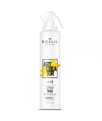 Моделирующий воск-спрей Brelil Art Creator Spray Wax 4