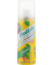 Сухой шампунь с тропическим ароматом Batiste Tropical Dry Shampoo